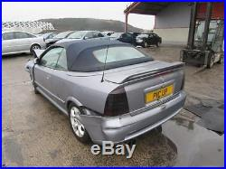 Vauxhall Astra 98-06 Mk4 G Convertible Roof Navy Blue 0000297038