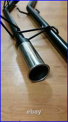 VAUXHALL ASTRA COUPE Mk4 2.0 & 2.2 DTi SPORTS EXHAUST SYSTEM 3 TIP