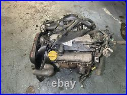 VAUXHALL ASTRA G MK4 1.4 16v Z14XE PETROL COMPLETE ENGINE 2001 TO 2004 Shape