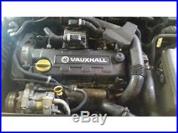 VAUXHALL ASTRA G MK4 1.7 DTI ENGINE 2001 To 2005 CARRIAGE AVAILABLE 120, k