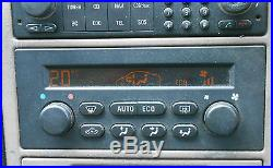 VAUXHALL ASTRA G MK4 CONVERTIBLE DIGITAL CLIMATE CONTROL PACKAGE COMPLETE SET