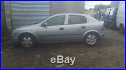 Vauxhall Astra G Mk4 Set Of Four Alloys With Tyres 15 Inch 5 Spoke 4 Stud