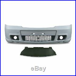 VAUXHALL ASTRA G Mk4 GSi OPEL OPC FRONT BUMPER inc GRILLES ABS PLASTIC NEW