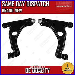VAUXHALL ASTRA H Mk5 04ON FRONT LOWER SUSPENSION WISHBONE CONTROL ARMS + BUSHES