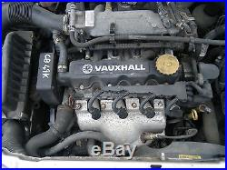 Vauxhall Astra Mk4 1.6 8v Engine Code Z16se With Full Service History