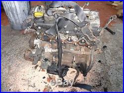 Vauxhall Astra Mk4 1.7cdti 2004 Bare Engine With Fuel Pump