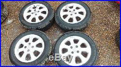 Vauxhall Astra Mk4 15 Alloy Wheels New Michelin Tyres