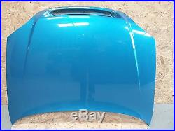 Vauxhall Astra Mk4 Gsi Bonnet In Arden Blue In Very Good Condition