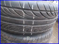 Vauxhall Astra Mk4 Sri Sxi Coupe Convertible 5 Stud Genuine Alloy Wheels & Tyres