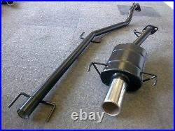 VAUXHALL ASTRA Mk4 SPORTS EXHAUST SYSTEM 98-2001 ASTRA G 3.5 Tip