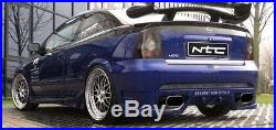 Vauxhall / Opel Astra Mk4/g/ii (f-60) Rear Bumper, Only For Coupe In Stock