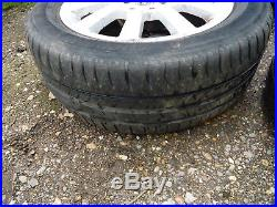 Vauxhall Astra Alloy Wheels 5 Stud with Tyres