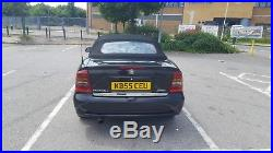 Vauxhall Astra Convertible Mk4 1.8 Exclusive 2006