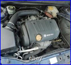 Vauxhall Astra G MK4 1.8 Z18XE Complete Engine 90.000 Miles / Warranty