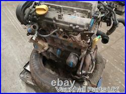 Vauxhall Astra G MK4 EXCLUSIVE 1.8 Z18XE Bare Engine 114682 Miles 79599
