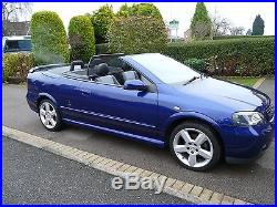 Vauxhall Astra G MK4 cabriolet 1.8 Bertone exclusive