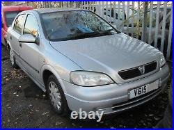 Vauxhall Astra G Mk4 1.6 8v Petrol 5 Speed Gearbox Done 127.000