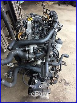 Vauxhall Astra G Mk4 1.7 CDTI complete engine and gearbox