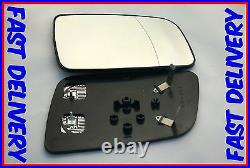 Vauxhall Astra G Mk4 1998-2005 Wing Mirror Glass Blind Spot Heated Right