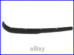 Vauxhall Astra G Mk4 98-02 Front Bumper Lower Spoiler // Rh Right // 1 Piece