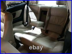 Vauxhall Astra G Mk4 Coupe Interior Seats And Door Cards