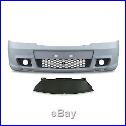 Vauxhall Astra G Mk4 GSi Opel OPC Front Bumper ABS Plastic inc Fog Lamps Pair