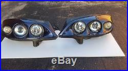 Vauxhall Astra G Mk4 Morette Style Hella Twin Head Lights Quad Gsi Turbo Coupe