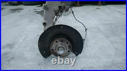 Vauxhall Astra G Mk4 Rear Axle Subframe & Hubs (discs + Abs) 1998-2005