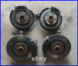 Vauxhall Astra G Mk4 Turbo 5-Stud Hubs With GSi calipers Z20let Sri Coupe 308mm