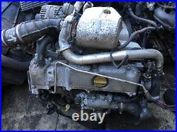 Vauxhall Astra G Mk4 Zafira A 2.0 Dti Y20dth Complete Engine Diesel 2002-2005