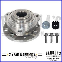 Vauxhall Astra G Non Abs Front Wheel Bearing 1998-onwards Brand New 4 Stud