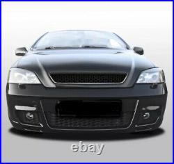 Vauxhall Astra G mk4 Gsi Front bumper 1998-2004 including lower grills
