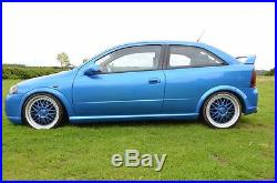 Vauxhall Astra GSI MK4 Show Car Total Vauxhall Featured Low Mileage VXR Parts