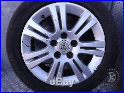 Vauxhall Astra H (2004-2010) 16 4x Alloy Wheels + Tyres 205/55 R16 ref. AD8