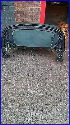 Vauxhall Astra MK4 Cabroilet Roof