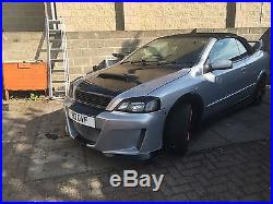 Vauxhall Astra MK4 Front Sport Bumper All Mk4 Inc Convertible In New Condition