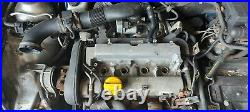 Vauxhall Astra MK4 G 1.8 16V Z18XE engine with ancillaries