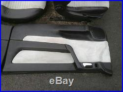 Vauxhall Astra Mk4 Coupe Full Alcantara Leather Interior With Door Cards 99-05