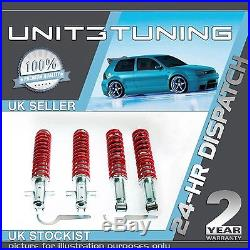Vauxhall Astra Mk4 Estate / Van Adjustable Coilover Suspension Kit- Coilovers