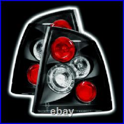 Vauxhall Astra Mk4 G 4 Door And Coupe Black For Lexus Rear Back Tail Lights