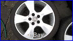 Vauxhall Astra Mk4/G Coupe/Convertible SE2 Alloy Wheels with tyres