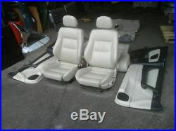 Vauxhall Astra Mk4 G Mk4 Full Leather Interior + Door Cards 98-2004 Convertible