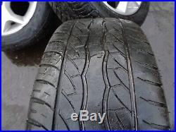 Vauxhall Astra Mk4 / Mk5 16 Alloys With Tyres 205/55/16 5 Stud 1998 2009