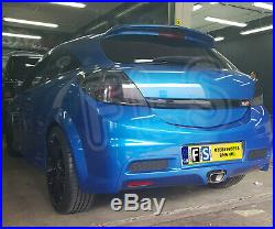 Vauxhall Astra VXR 2005-11 Full Stainless Steel Exhaust System Supply and Fitted
