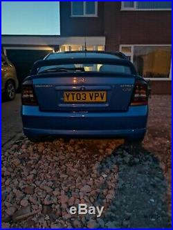 Vauxhall Astra gsi mk4 turbo 2 owners from new RARE modern classic Arden blue