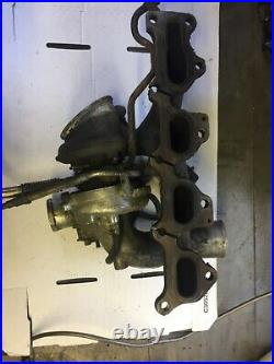 Vauxhall Astra mk4 Turbo Z20 Let Turbo Charger Unit