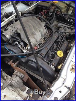 Vauxhall C25xe 2.5 V6 Conversion Astra Mk4 G F23 Gearbox Wiring Loom Etc