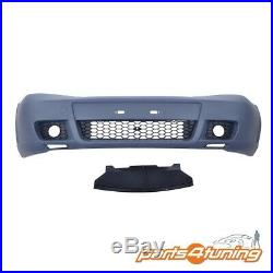 Vauxhall Opel Astra G 1997-2004 Opc Vxr Style Front Bumper Pp Plastic