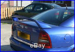 Vauxhall Opel Astra G Mk4 GSi Rear Boot Tailgate Spoiler/Wing 1998-2005 New