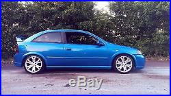 Vauxhall Opel Astra G Mk4 GSi Side Skirts (Pair Left / Right) 1998-2005 New